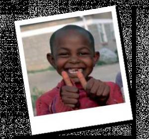 Bambino Sorridente - Scuola di Anita